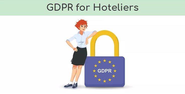 GDPR для готелів і туристичного бізнесу