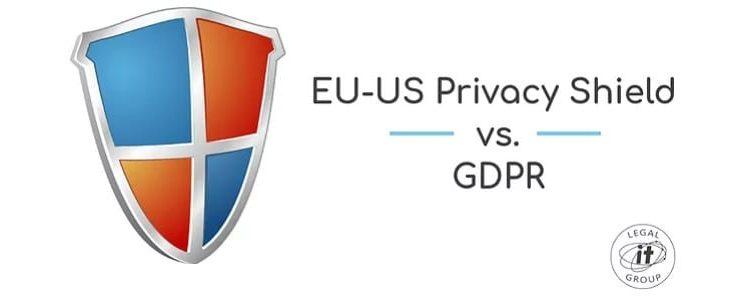 Співвідношення EU-US Privacy Shield та GDPR