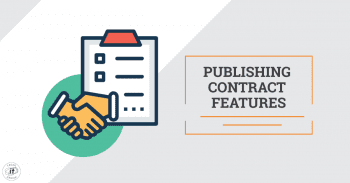 Publishing contract features