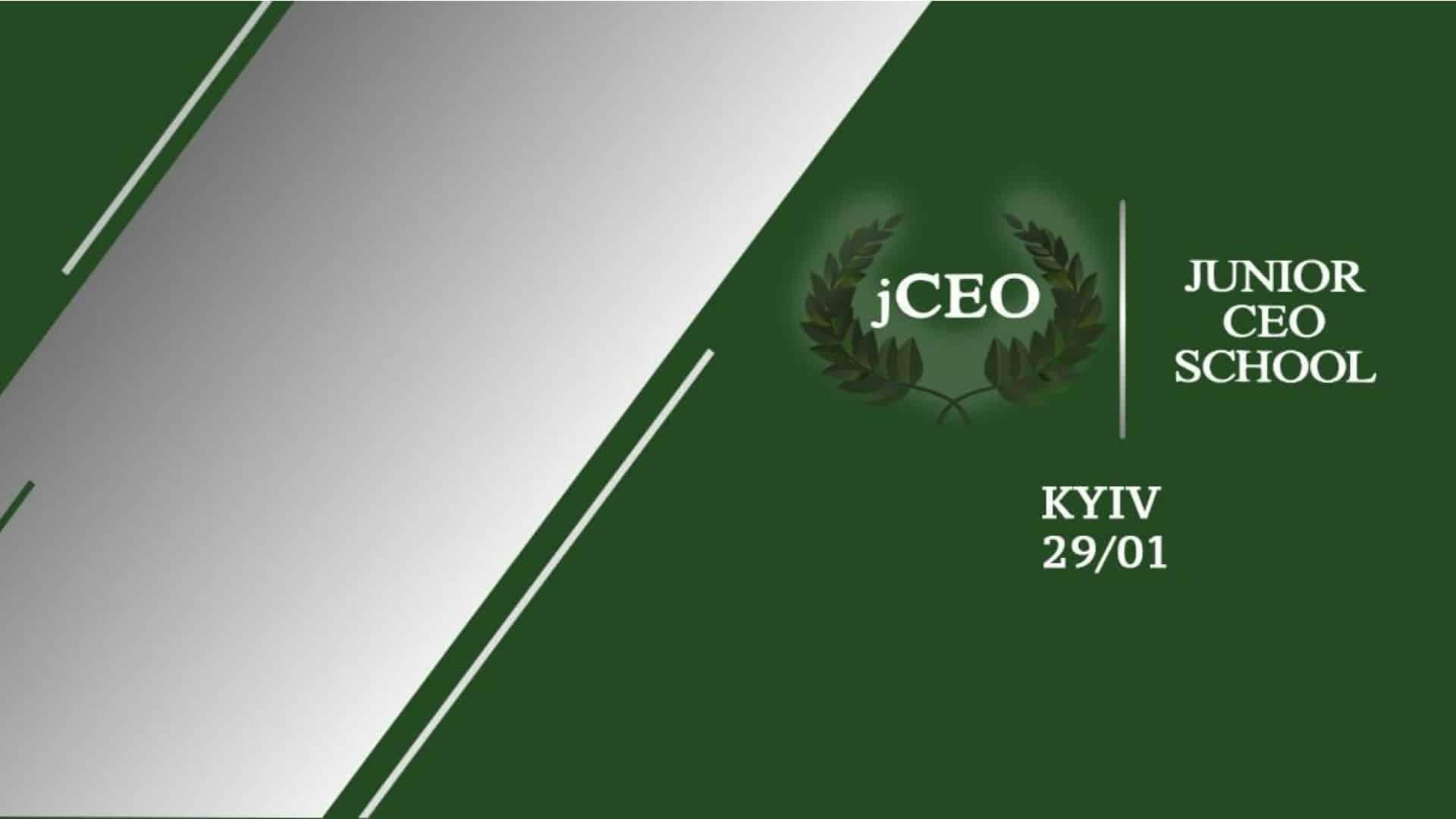 Junior CEO School