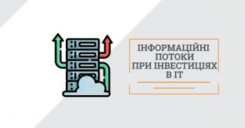 Інформаційні потоки, як предмет аудиту при інвестиціях в ІТ проекти
