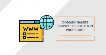 Guide on domain names dispute resolution procedure: insights