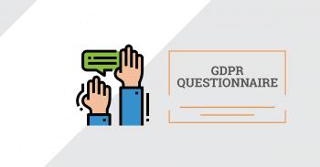 GDPR questionnaire