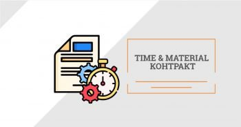 Time and Material контракт: важные пункты для IT компании